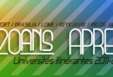 Universités itinérantes 2011-2012