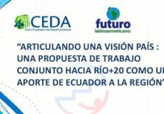 Estado actual de las discusiones en el marco del proceso preparatorio hacia Río+20