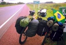 Bicicletada nacional no Brasil para a Rio+20