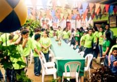 Encuentro colombiano de Jóvenes de ambiente Camino a Rio+20