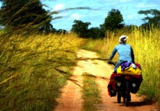 Overland to Rio+20 with the Permacyclists
