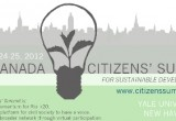 US and Canada Citizen's Summit for Sustainable Development