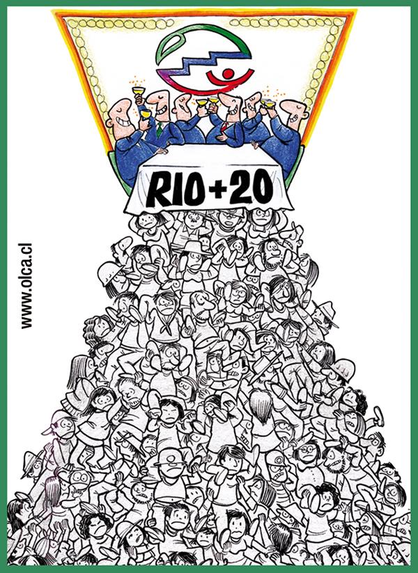 Río+20: entre el capitalismo verde y la defensa de los bienes comunes