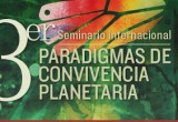 3r SeminariO Internacional de ConvivEncia planetAria